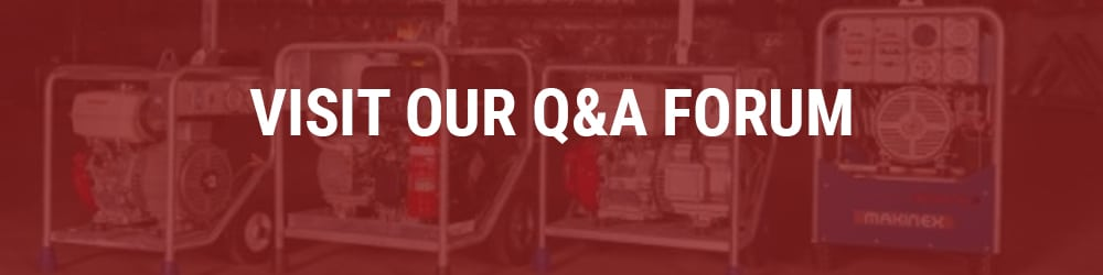 Visit Our Q&A Forum
